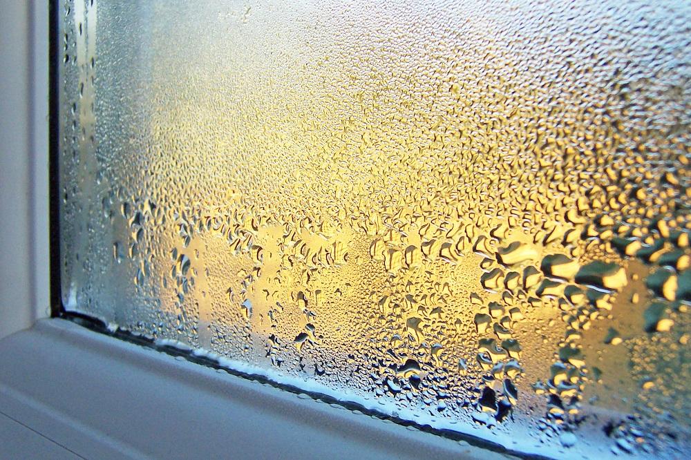 kondenzácia na okne