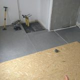izolácia podlahy na prízemí domu