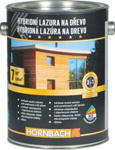 Hybridná lazúra na drevo