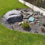 projekt zavlažovania záhrady dažďovou vodou