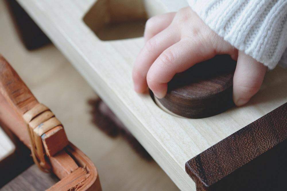 drevená hračka