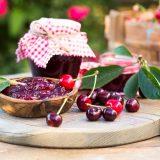 čerešňová marmeláda