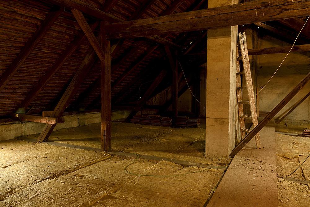 zateplenie trámového stropu