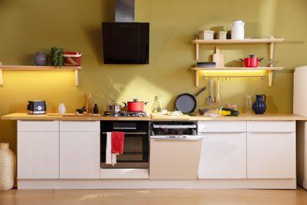 Varná doska MORA v kuchyni