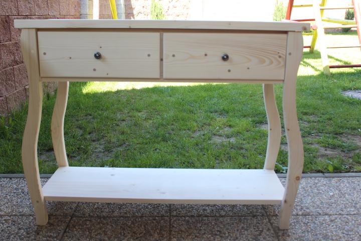 renovácia starej lavice