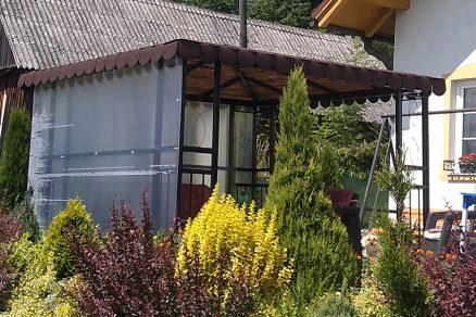 ručne zváraný záhradný altánok
