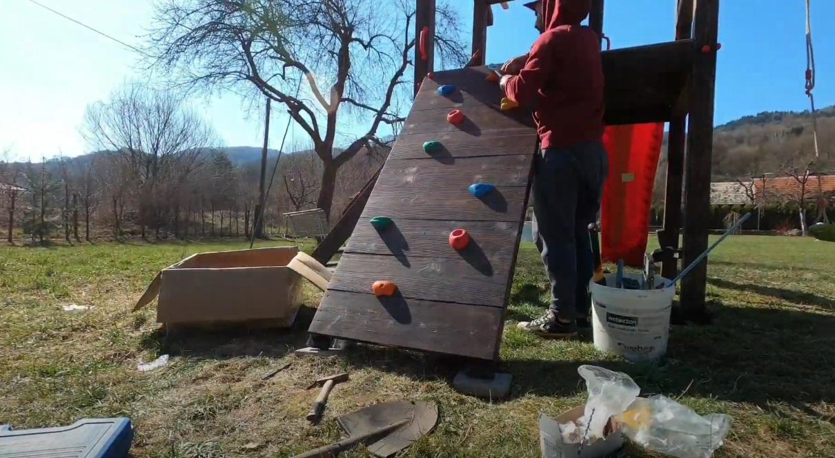 výroba detského ihriska