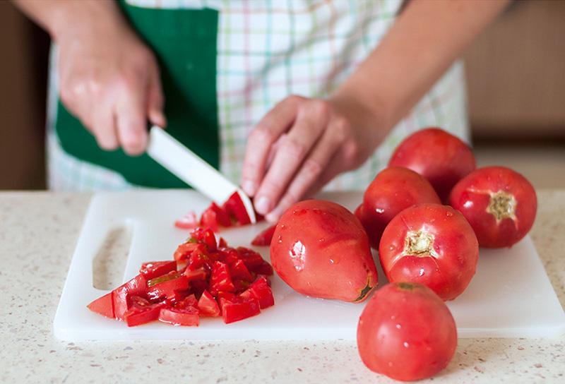 Výroba domáceho kečupu