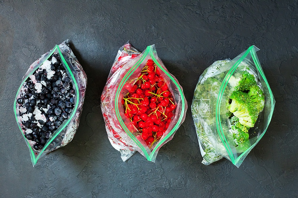 Mrazenie ovocia
