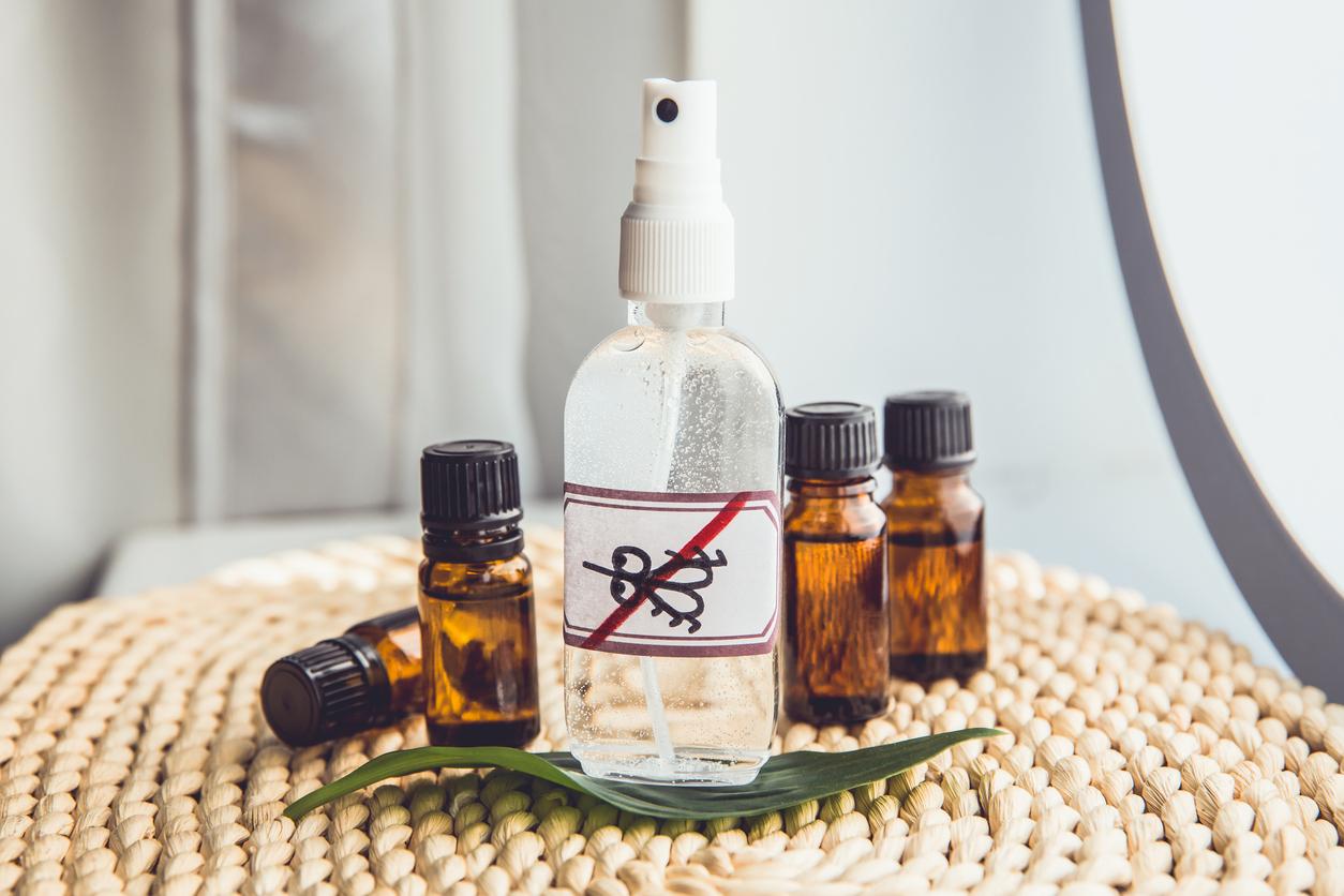 Esenciálne oleje proti hmyzu