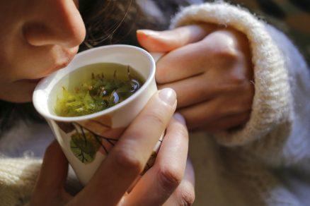 bylinkový čaj proti vírusovým ochoreniam dýchacích ciest