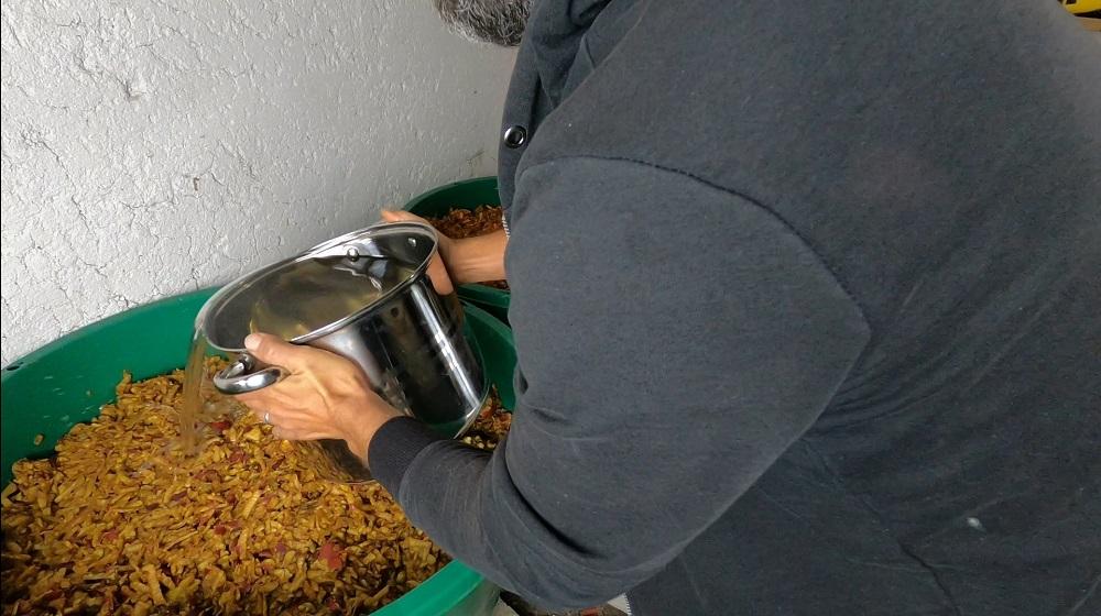 Výroba domáceho kvasu z jabĺk