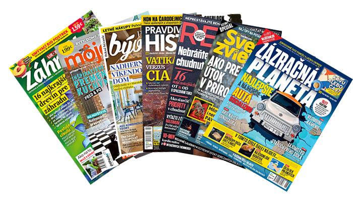 časopisy z vydavateľstva Jaga, Sportmedia Hobbymedia