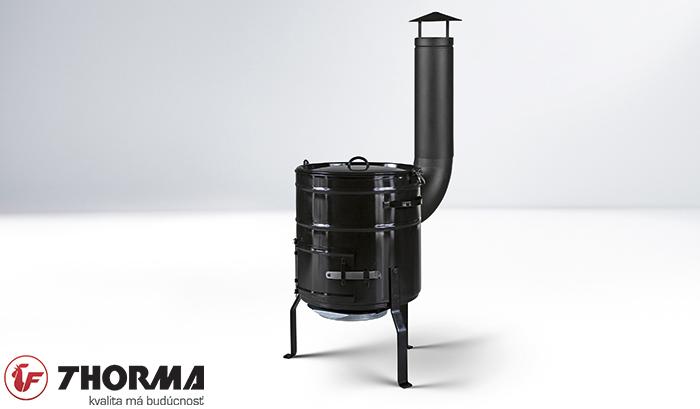 Kotlíková liatinová súprava 15 L Thorma