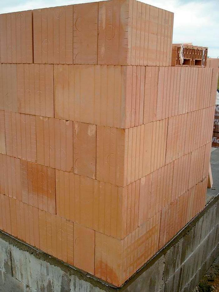 Vysychanie stavby z tehly