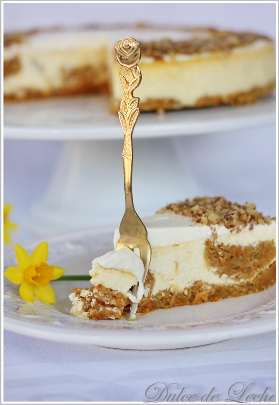 Mrkvový cheesecake
