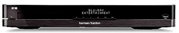 Multimediálny prehrávač BDT 20 Harman/Kardon