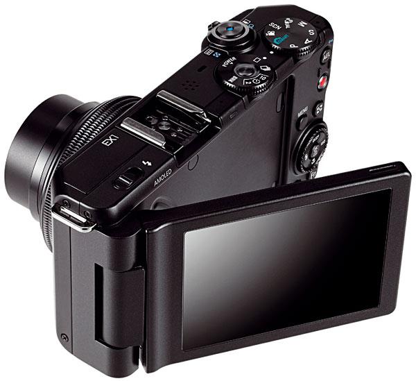 Fotoaparát Samsung EX1