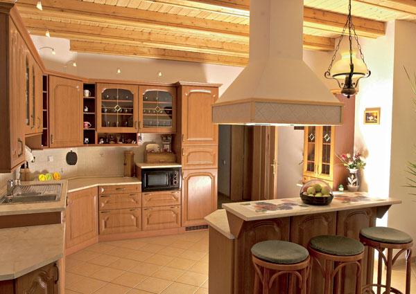 kuchyna drevo big image