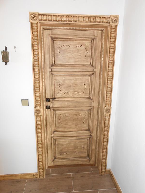 Drevený nábytok od Miroslava Fábera