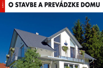 8a0294031 Nová kniha v predaji Všetko o stavbe a prevádzke domu | Urob si sám