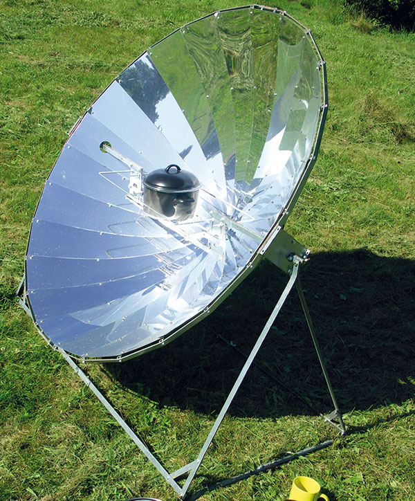 solárny varič
