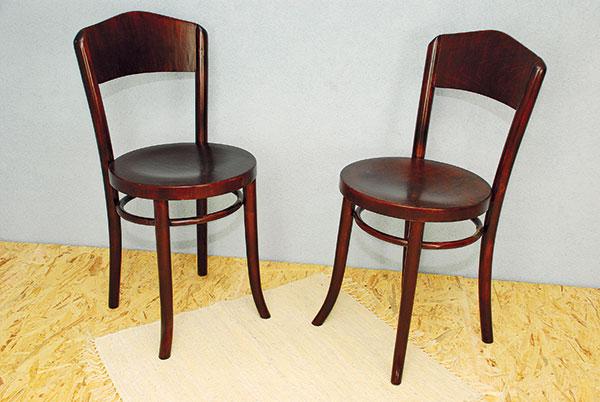 oprava stoličiek