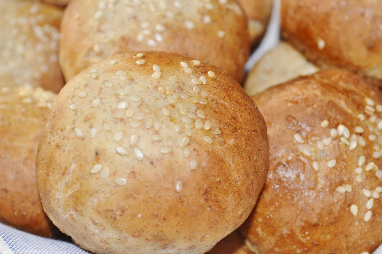 celozrnné chlebíčky