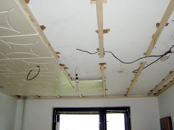 Drevené obklady stropov 6