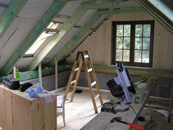 Drevené obklady stropov 4