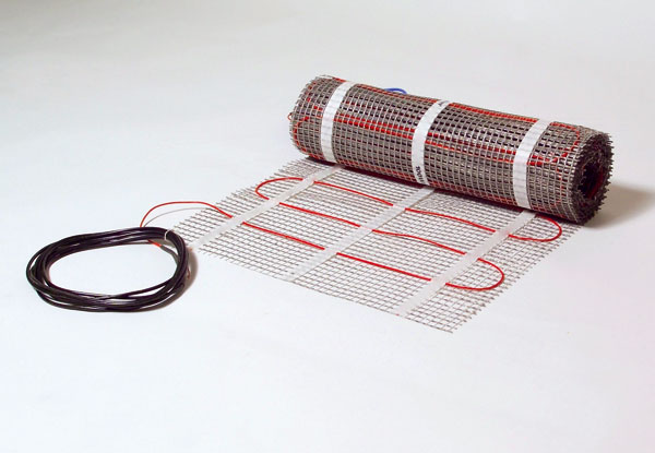 Elektrická vykurovacia rohož