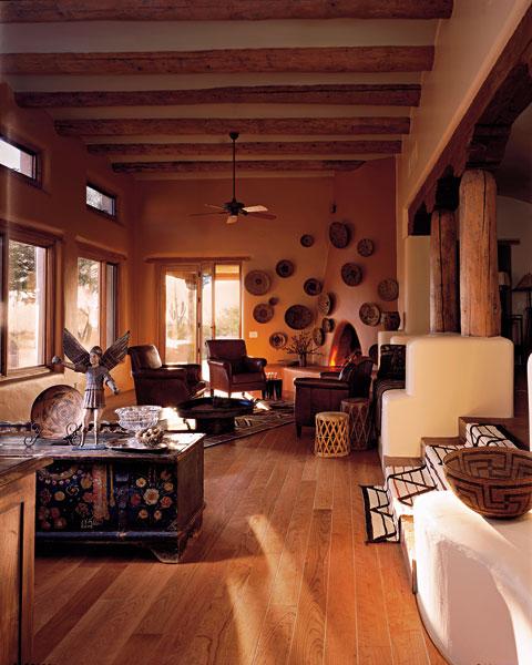 V súčasnosti je na výber množstvo dekorov parkiet, ktoré vhodne dotvoria vidiecku atmosféru na chalupe.