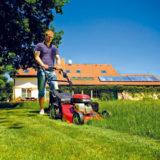 11 krokov ako pripraviť kosačku na prácu