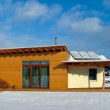 aka je idealna strecha na nizkoenergeticky dom