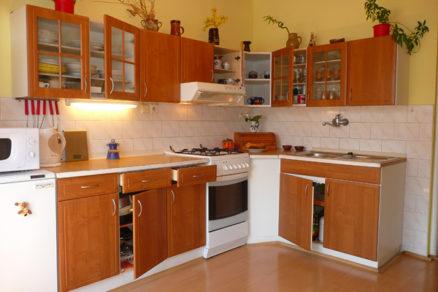 Ako jednoducho oživiť kuchyňu