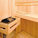 ako na domacu saunu