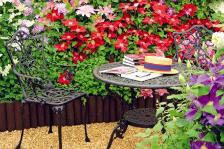 ako si vybrat nabytok do zahrady