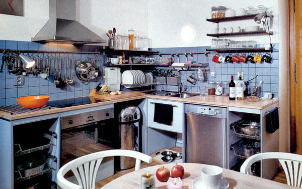 ako zvacsit malu kuchynu