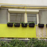 balkonovy odkvap dva v jednom
