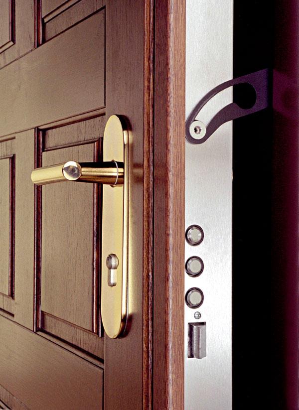 bezpecnost dveri