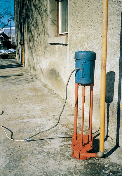 cerpadlo vody