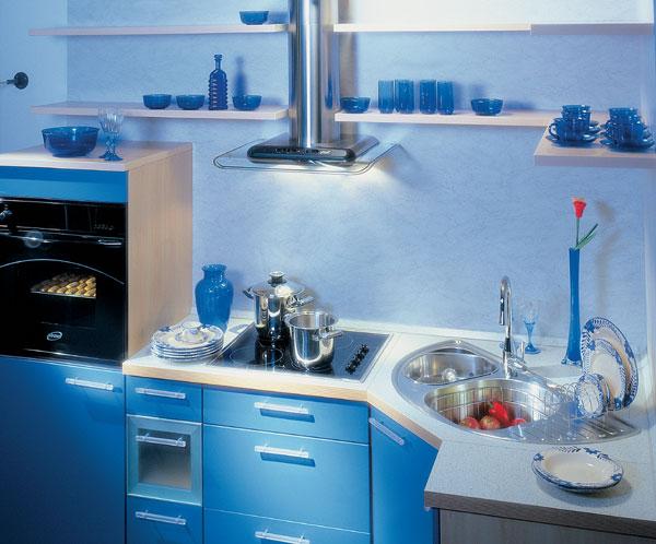 certovske rohy v kuchyni