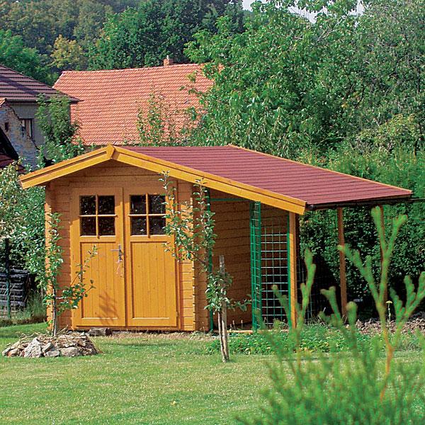 chaty a zahradne domceky