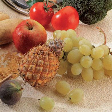 chemia v potravinach
