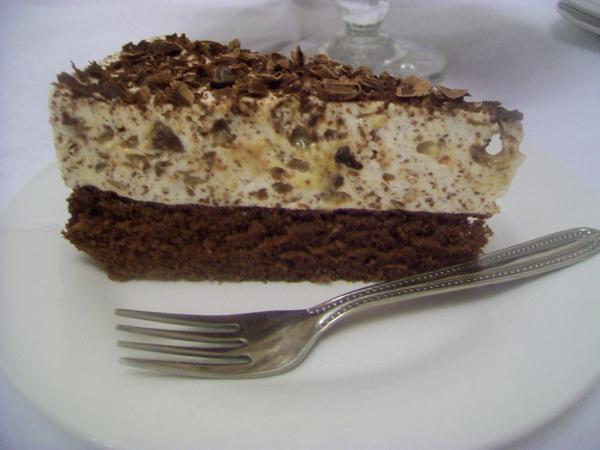cokoladovo marcipanova torta