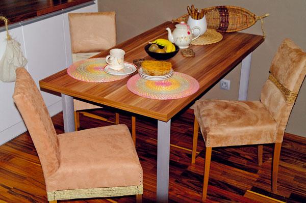 Dajte šancu starým stoličkám čalúnením podomácky