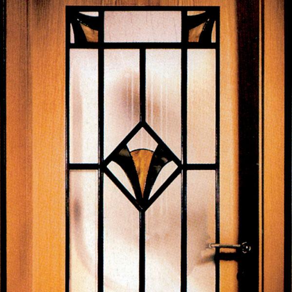 dvere s priehladom