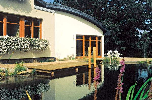 ekologicke zahradne jazierko