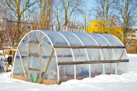 Zelenina po celý rok vďaka vykurovanému skleníku