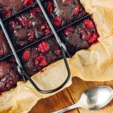 Originálny recept na brownies s orechmi a ovocím